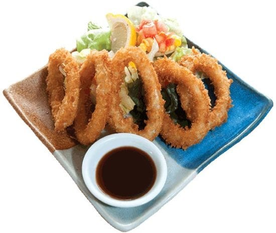 Fort St. George-Calamari Rings