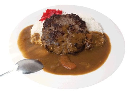 Fort St. George-Hamburger Curry