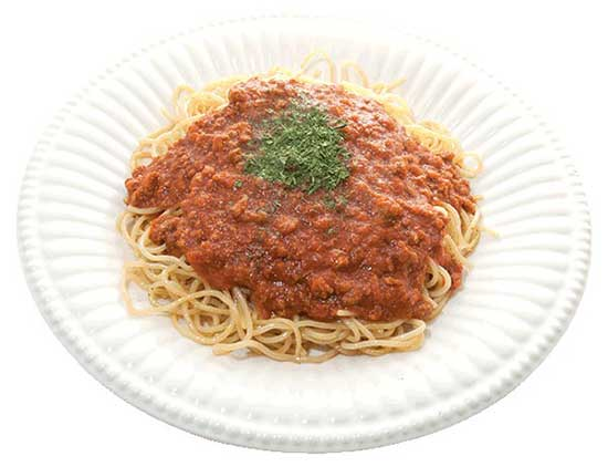 Fort St. George Meat Sauce